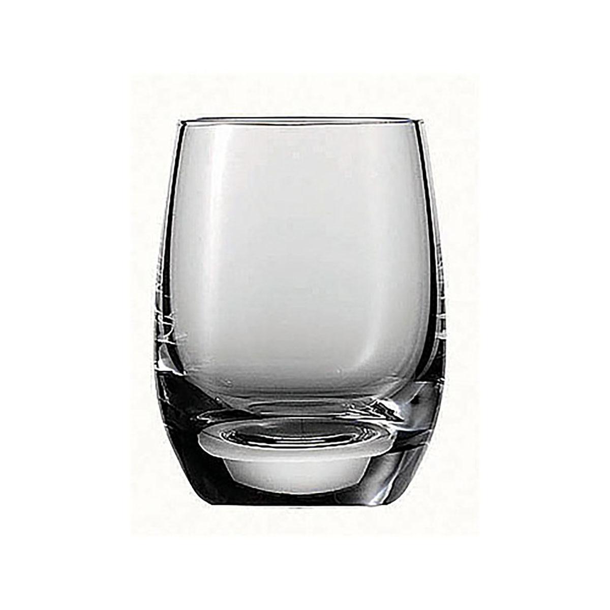 schott zwiesel tritan crystal banquet crystal shot glass set of six. Black Bedroom Furniture Sets. Home Design Ideas