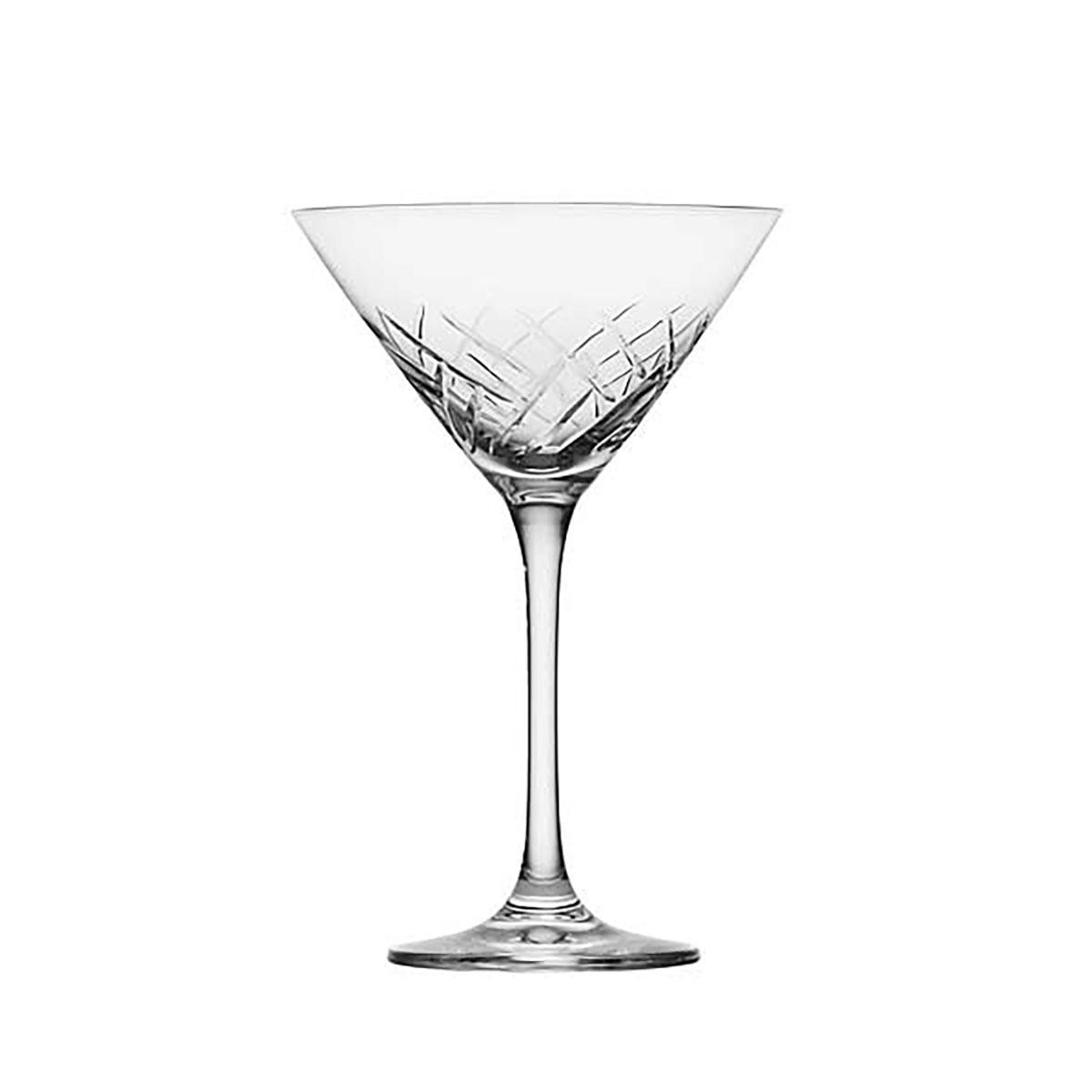 Schott Zwiesel Tritan Distil Arran Martini Glass, Set of Six