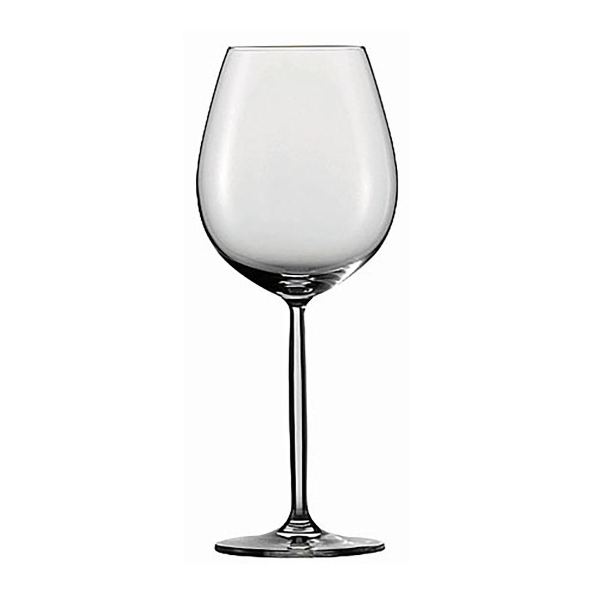 Schott Zwiesel Diva Wine and Water Goblet, Set of Six