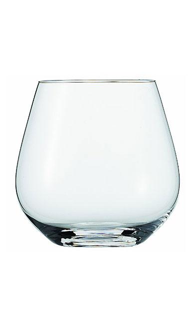 Schott Zwiesel Tritan Crystal, Forte Rocks DOF Tumbler Style, Single