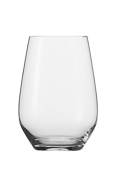 Schott Zwiesel Tritan Crystal, Forte All Purpose Stemless Glass, Single
