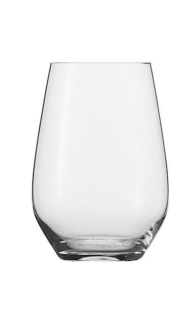 Schott Zwiesel Tritan Crystal, Forte All Purpose Stemless Glass, Single
