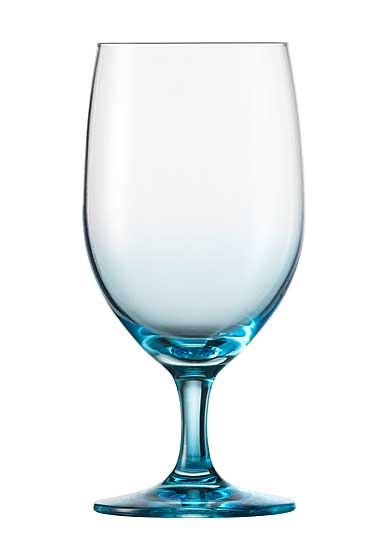 Schott Zwiesel Forte Touch Blue Water Goblet, Single