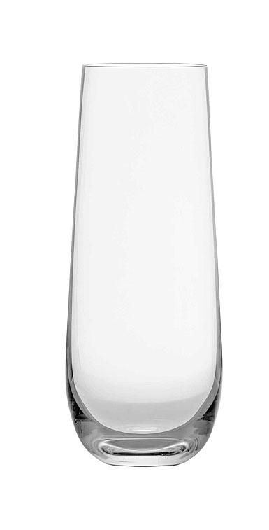 Schott Zwiesel Tritan Crystal, Forte Stemless Champagne Flute, Single