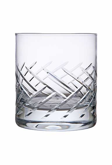 Schott Zwiesel Tritan Crystal, Distil Arran Crystal Old Fashioned Tumbler Glass, Single