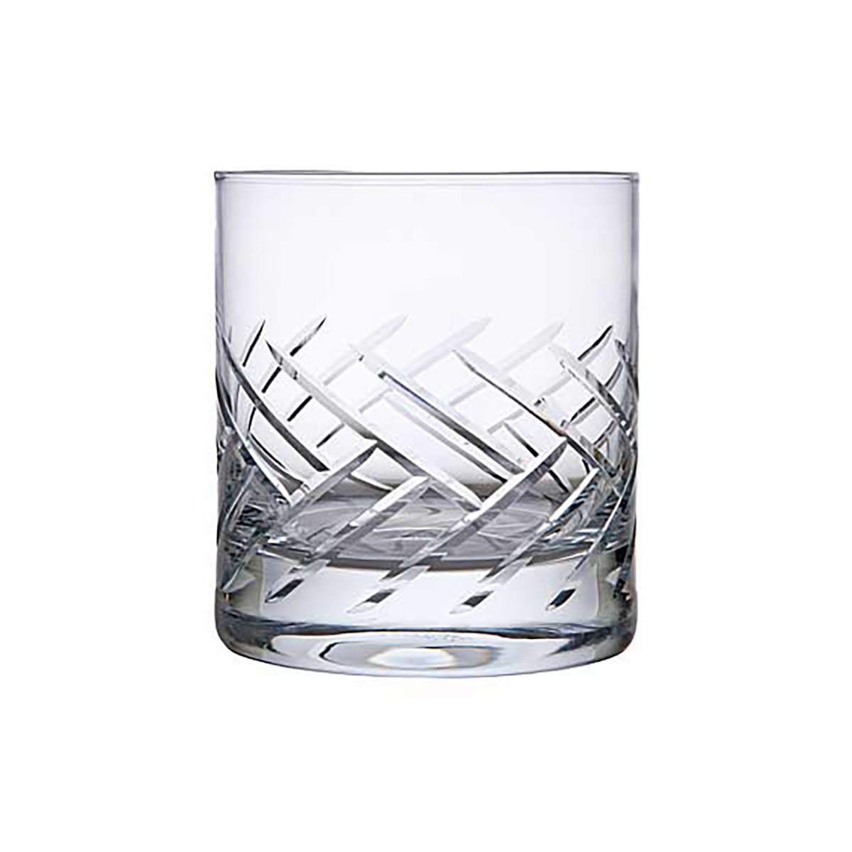 Schott Zwiesel Tritan Crystal, Distil Arran Crystal Old Fashioned Tumbler Glass, Set of Six