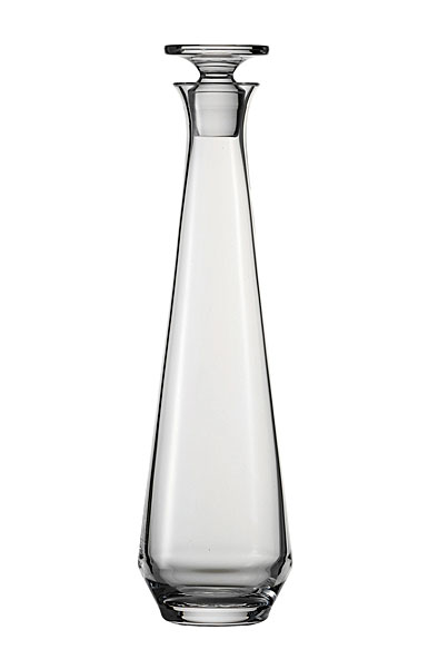 Schott Zwiesel Tritan Crystal, Pure Distilled Crystal Decanter With Stopper