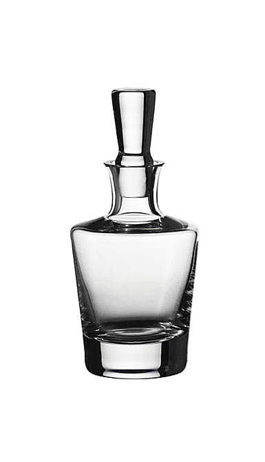 Schott Zwiesel Tritan Crystal, 1872 Tossa Crystal Carafe With Stopper - Whiskey