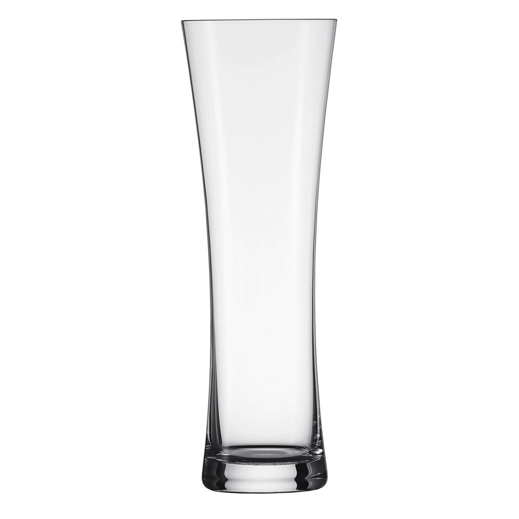 Schott Zwiesel Tritan Crystal, Crystal Beer Basic Tall Wheat Crystal Beer Glass, Single