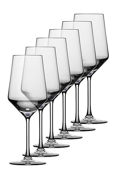 Schott Zwiesel Tritan Crystal, Pure Cabernet Glass, Set of Six