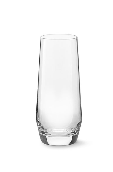 Schott Zwiesel Tritan Crystal, Pure Stemless Champagne Effervescene Point, Single