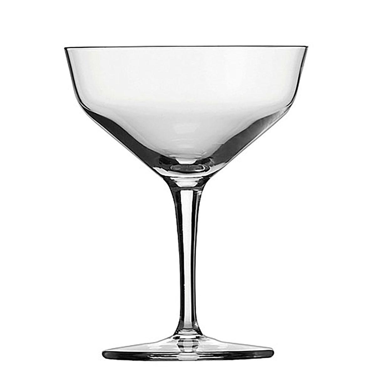 Schott Zwiesel Charles Schumann Basic Bar Contemporary Martini, Set of Six