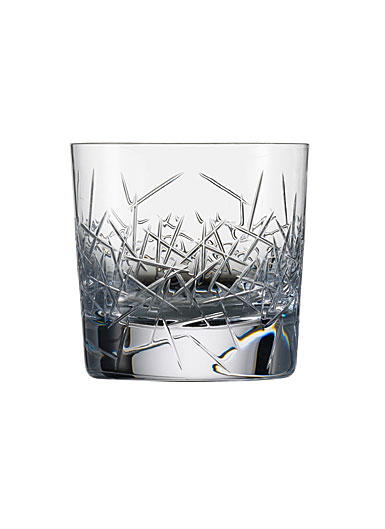 Schott Zwiesel Tritan Crystal, 1872 Charles Schumann Hommage Glace Whiskey Crystal DOF Tumbler, Single