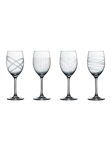 Royal Doulton Party Goblet - Set of 4 (Assorted)