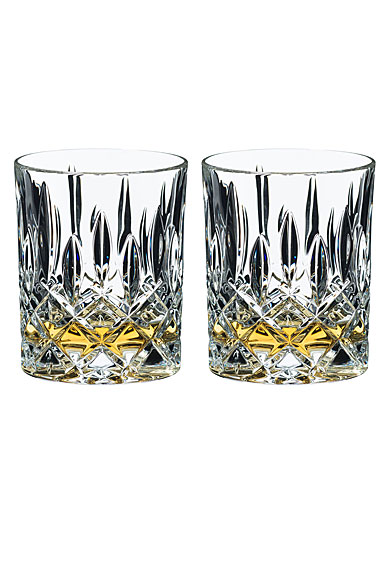 Riedel Spey Whisky Crystal Tumblers, Pair