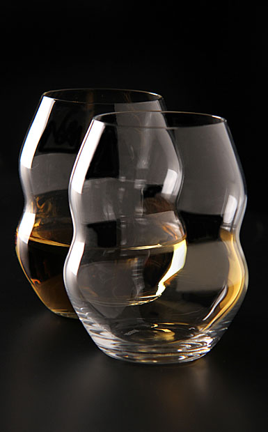 Riedel Swirl, White Wine Wine Glasses, Pair