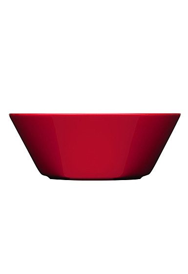 Iittala Teema Soup Cereal Bowl Red