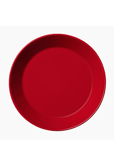 """Iittala Teema Bread and Butter Plate 6.75"""" Red"""