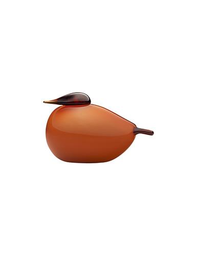 Iittala Toikka Kuulas Bird, Orange