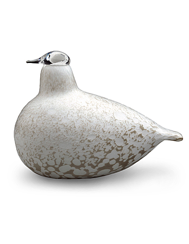 Iittala Birds By Toikka Willow Grouse