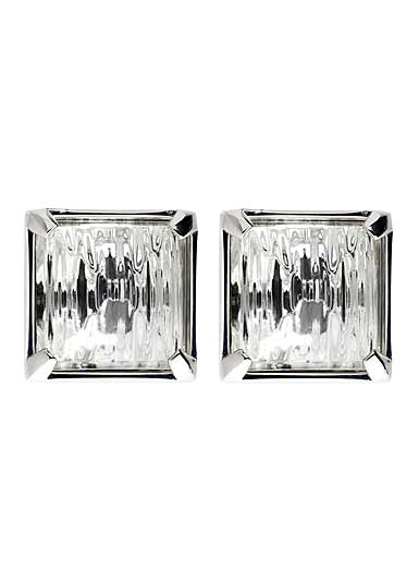 Lalique Rayonnante Earrings, Clear