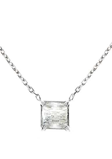 Lalique Crystal Rayonnante Necklace, Clear