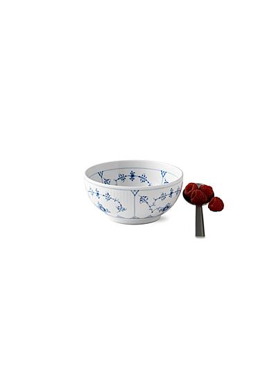 Royal Copenhagen, Blue Fluted Plain Bowl 1 Pint