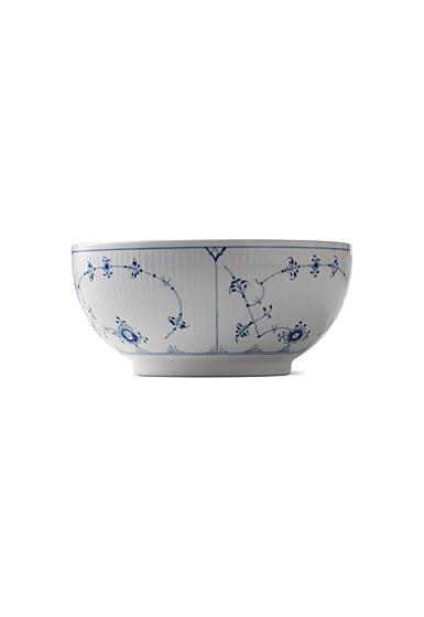 Royal Copenhagen, Blue Fluted Plain Bowl 1.75 Qt