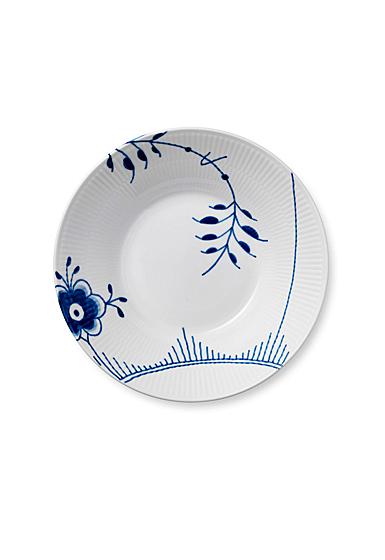 """Royal Copenhagen, Blue Fluted Mega Pasta Bowl 9.5"""""""