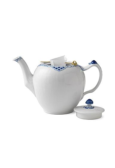 Royal Copenhagen, Princess Tea Pot 1Qt