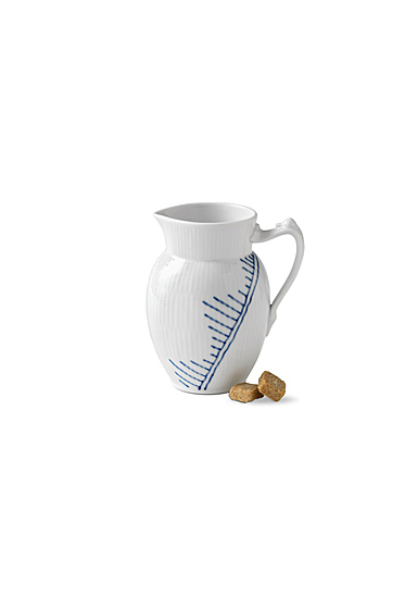 Royal Copenhagen, Blue Fluted Mega Creamer 13oz.