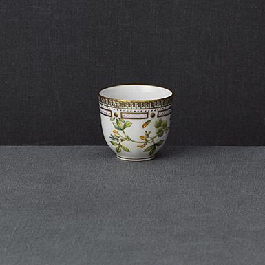 Royal Copenhagen, Flora Danica Cup 3.7oz., Limited Edition