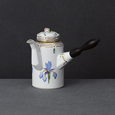 Royal Copenhagen, Flora Danica Coffee Pot 23.75oz., Limited Edition