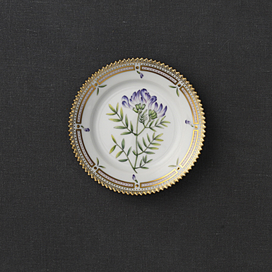 "Royal Copenhagen, Flora Danica Bread and Butter Plate 5.5"", Limited Edition"