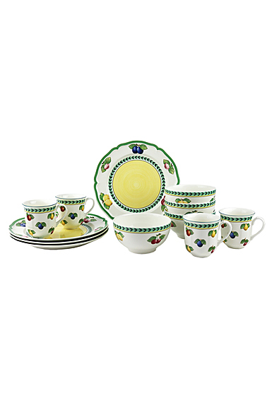 Villeroy and Boch French Garden Fleurence 12 Piece Set