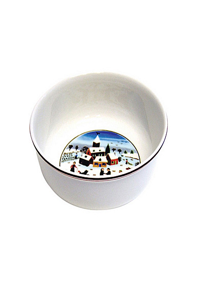Villeroy and Boch Naif Christmas Soup, Cereal