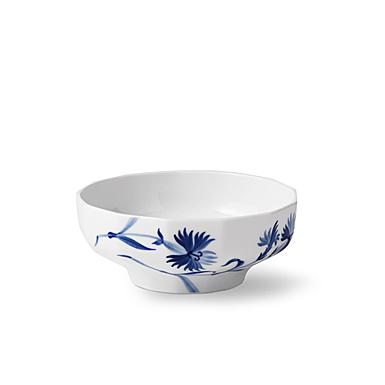 "Royal Copenhagen, Blomst Cereal Bowl Fragrant Carnation 5.5"""