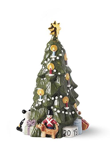 Royal Copenhagen 2019 Annual Christmas Tree Figurine