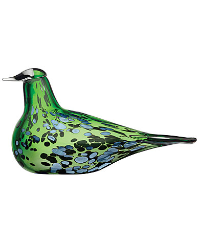 Iittala Toikka Bird, Green Dove