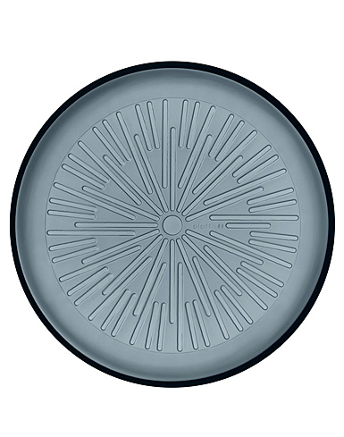 "Iittala Essence Plate 8.25"" Dark Grey"