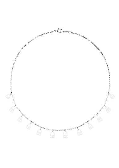 Lalique Muguet De Necklace, Silver