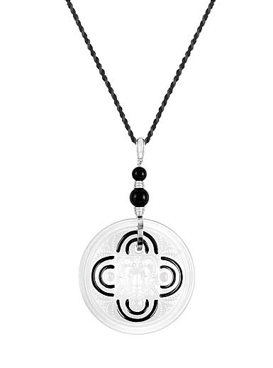 Lalique Arethuse Medaille Arethuse, Black