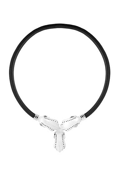 Lalique Icone Collier, Clear