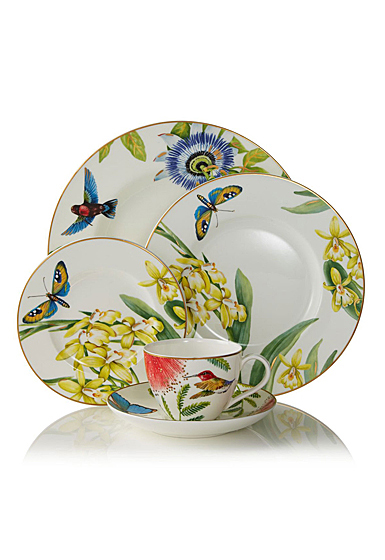 Villeroy and Boch Amazonia Anmut 5 Piece Place Setting