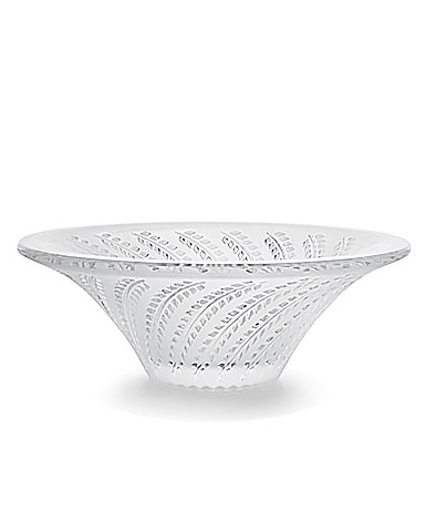 Lalique Glycines Hollow Bowl