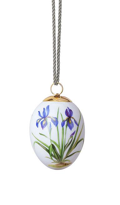 Royal Copenhagen Easter Egg Iris