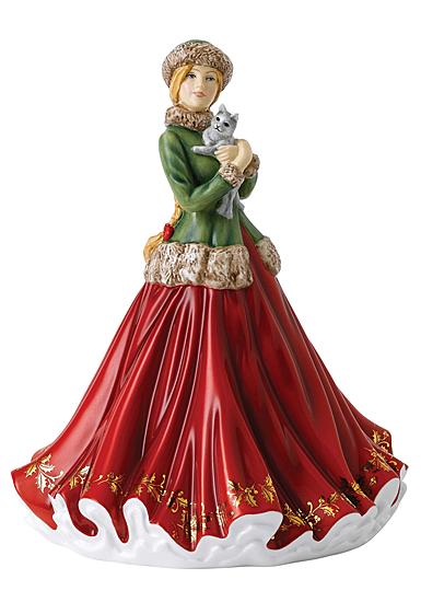 Royal Doulton 2020 Christmas Treat Figurine