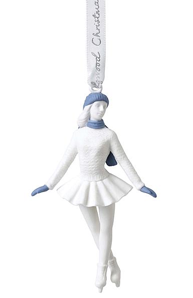 Wedgwood 2020 Figural Skater Ornament