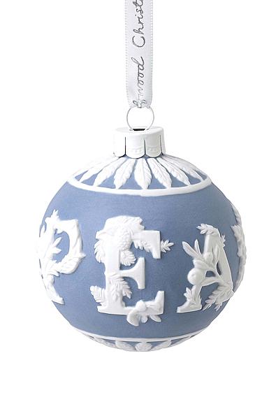 Wedgwood 2020 Peace Ball Ornament