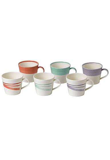 Royal Doulton 1815 Bold Mug Set of Six
